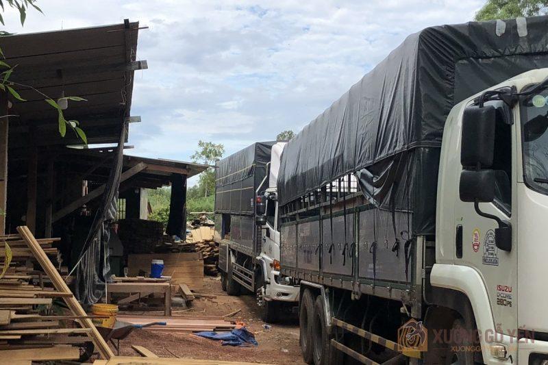Xưởng Gỗ Yến cung cấp gỗ làm nhà nuôi chim yến
