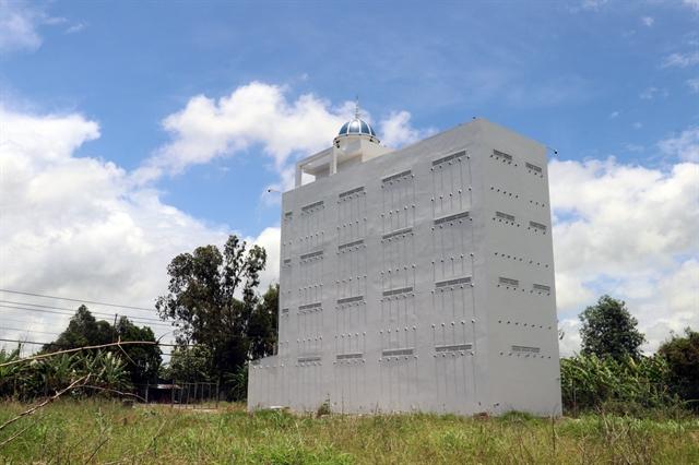 Quy định về xây dựng nhà yến