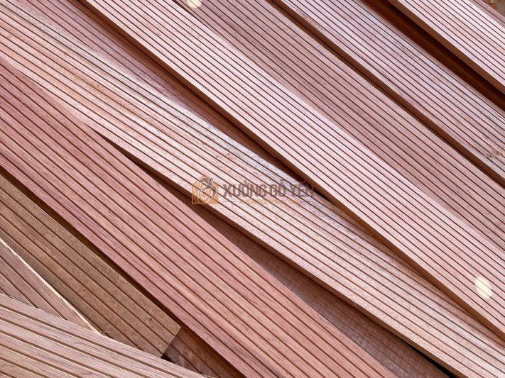 Gỗ Meranti AA được làm thanh gỗ làm tổ nhà yến